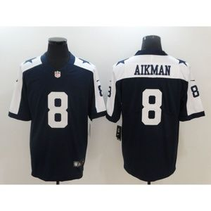 Dallas Cowboys Troy Aikman Jersey